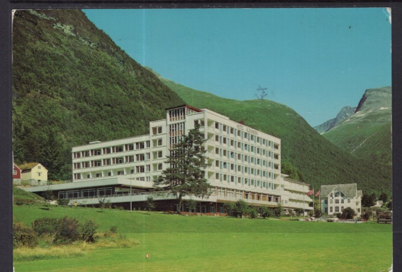 Hotel Alexandria,Loen,Nordford,Norway BIN