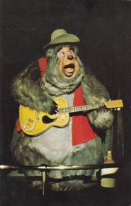 Florida Orlando Walt Disney World The Country Bear Jamboree 1973