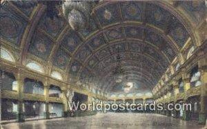Empress Ballroom, Winter Gardens Blackpool UK, England, Great Britain 1908