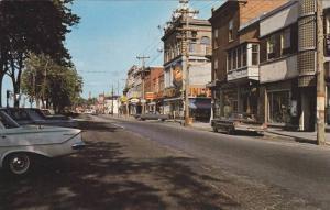 La Rue Victoria , VALLEYFIELD , Quebec, Canada , PU-1970