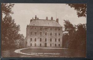 Scotland Postcard - Castle Grant, Grantown-On-Spey    T9563