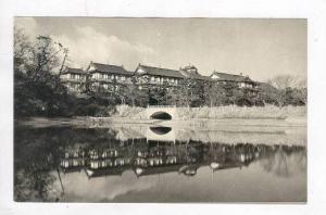 Nara Hotel, Nara park, Japan, 50-60s