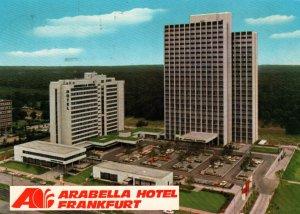 Arabella Hotel,Frankfurt,Germany BIN