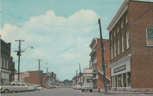 TWEED , Ontario , Canada , 1970 ; Victoria Street , Looking North