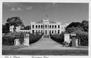 Tanzania Dar es Salaam, Government House, Haus, Front View