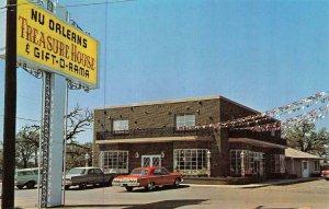 ARLINGTON, TX Texas  NU-ORLEANS TREASURE HOUSE Gift-O-Rama  ROADSIDE  Postcard