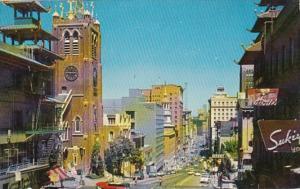 California San Francisco California Street