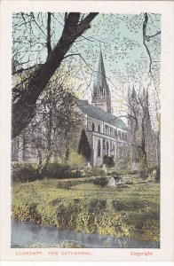 Llandaff, the Cathedral, Wales, United Kingdom, 10-20s