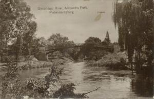 south africa PIETERMARITZBURG Alexandra Park, Umsindusi