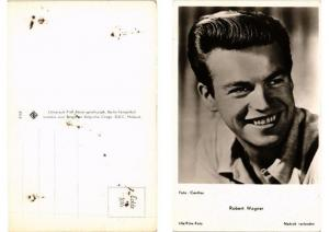 CPA Robert Wagner FILM STAR (548486)