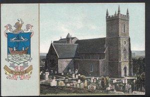 Kent Postcard - Parish Church, Hythe  RS2571