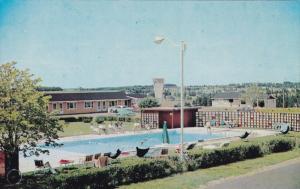Motel Charlottetown , CHARLOTTETOWN  , P.E.I. , Canada , 50-60s