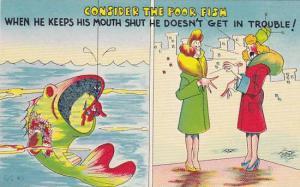 Consider The Poor Fish Fish