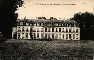 CPA Voisenon - Le Pensionnat - Ancien Chateau (638888)