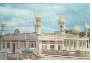 Mohammedan Mosque, Port Of Spain, Trinidad, 40-60s