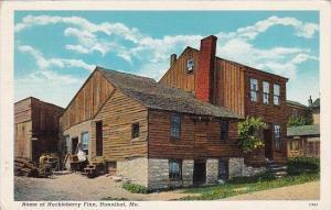 Home Of Huckleberry Finn Hannibal Missour