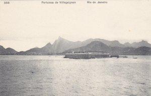 RIO DE JANEIRO , Brazil , 00-10s; Fortaleza de Villegalgnon