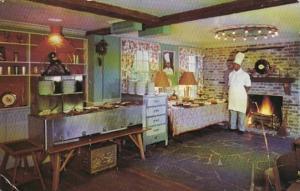 South Carolina Myrtle Beach The Pink House Restaurant Kitchen