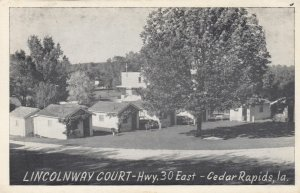 Lincolnway Court - hwy 30 East , CEDAR RAPIDS , Iowa , 30-40s