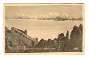 Innsbrucker Nordkettenbahn, Bergstation, Austria, PU-1936