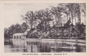 New York Oscawana Club And Boat House Valeria Home Albertype