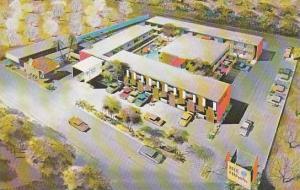 California Sherman Oake Royal Oaks Motel