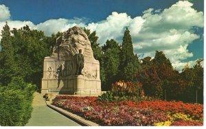 US    PC3959  MORMON BATTALION MONUMENT, SALT LAKE CITY, UTAH