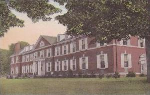 Kentucky Barbourville Union College Pfeiffer Hall For Women Handcolored Alber...
