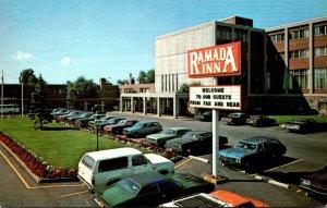 New York NIagara Falls Ramada Inn