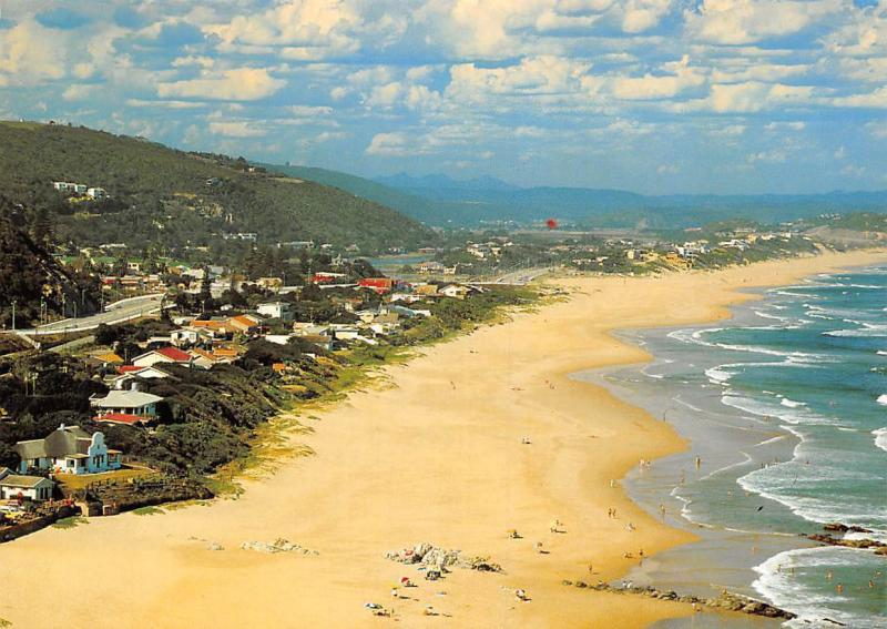 South Africa The Garden Route Southern Cape Beach Playa