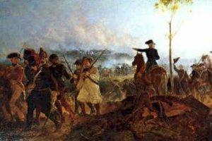 Battle of Bennington - Vermont
