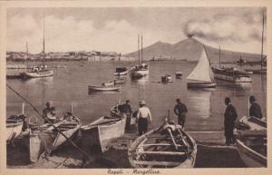 Napoli (Naples) , Italy , 00-10s ; Margellina