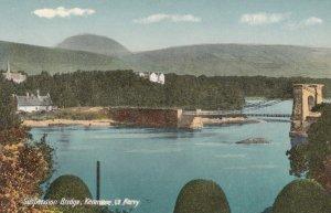Suspension Bridge , Kenmare , Co Kerry , Ireland , 00-10s
