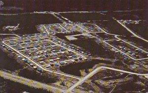 Canada Aerial View Thompson Manitoba
