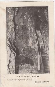 BF19264 dinant s meuse escalier de la grande galerie belgium  front/back image