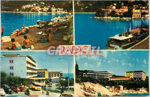 Postcard Modern Rabac