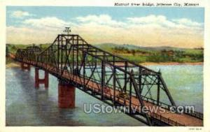 River Bridge Jefferson City MO Unused