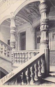 PERIGUEUX, Escalier Renaissance, Rue de la Sagesse, Dordogne, France, 00-10s