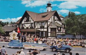 Float, Bavarian Festival, FRANKENMUTH, Michigan, 40-60´s