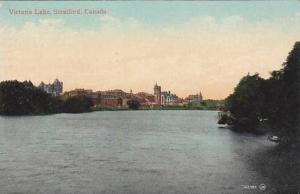 Scenic view, Victoria Lake, Stratford, Ontario , Canada, PU-1909
