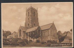 Somerset Postcard - Dunster Church  RS7604