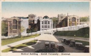 Canada Montreal Medical Building McGill University