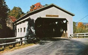 MA - Charlemont. Bissell Bridge