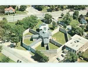Goderich Ontario Canada Huron Historical Jail Blt 1839 First Ja  Postcard # 5814