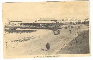 Hangars Et Entrepots De Djibouti, Africa, PU-1907