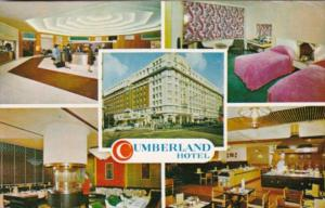 Cumberland Hotel Marble Arch London England 1970
