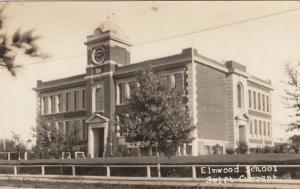 RP: SWIFT CURRENT , Saskatchewan , Canada , 1936 ; Elmwood School