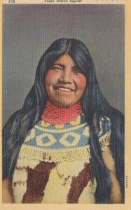 Yuma Indian Squaw , 1958