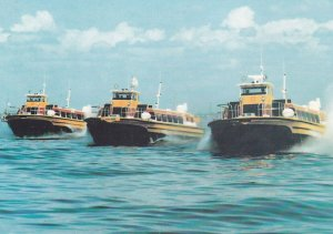 HM218 Sidewall Hovercraft, Operated by Maravan S.A. Venezuela, 1950-70s