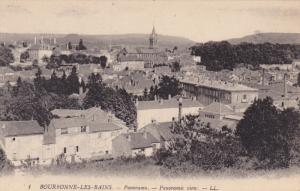 Bourbonne-les-Bains , France , 00-10s ; Panorama